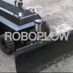 RoboPlow - Robot de Déneigement #1