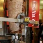 Robot Kebab - Découpeur de Viande #1