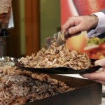 Robot Kebab - Découpeur de Viande #2