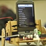 Robot piloté par HTC Android #4