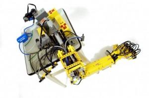 The Hand - Bras Robot en Lego #3