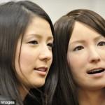 Geminoïd TMF - Robot Androïde Garde-Malade #1