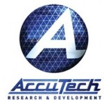 Iron Man 2 - Stark Industries - Accutech Logo #1