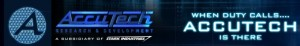 Iron Man 2 - Stark Industries - Accutech Logo #2