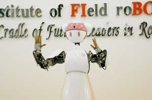 Namo - Robot Humanoïde de Thaïlande par FIBO #2