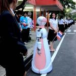Namo - Robot Humanoïde de Thaïlande par FIBO #3