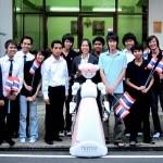 Namo - Robot Humanoïde de Thaïlande par FIBO #4