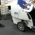 Personal Mobility Robot - PMR - controlé par Wiimote #1