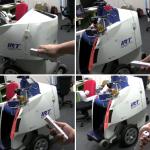 Personal Mobility Robot - PMR - controlé par Wiimote #2