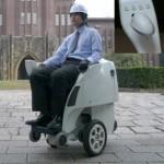 Personal Mobility Robot - PMR - controlé par Wiimote #3