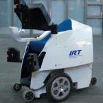Personal Mobility Robot - PMR - controlé par Wiimote #4