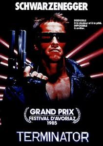 Terminator - Affiche du Film #1