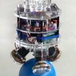 BallIP - un Robot qui se déplace en équilibre sur une boule #2