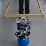 BallIP - un Robot qui se déplace en équilibre sur une boule #3
