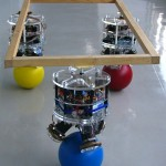 BallIP - un Robot qui se déplace en équilibre sur une boule #4