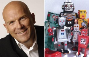 Bruno Bonnell - Robopolis - Article 20 Minutes - Robots et Quotidien #1