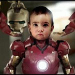 Iron Baby - Parodie du Film - Iron Man #1