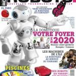 Planète Robots - Couverture du Magazine No4 #1