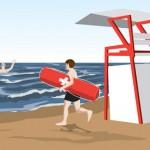 Emily - Le Robot Sauveteur - Lifeguard #2