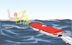 Emily - Le Robot Sauveteur - Lifeguard #3
