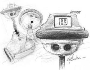 """Manifeste de la robotique """"Viva la robolution"""" disponible sur IPhone #2"""