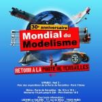 Mondial du Modelisme 2010 - Robotique - Affiche #1