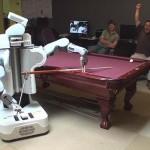PR2 Robot de Willow Garage joue au Billard #2