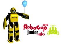 Robocup 2010 - Junior Logo #1