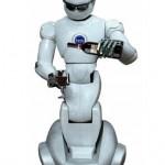Topio Dio - Robot Serveur de la société Tosy #1
