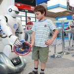Topio Dio - Robot Serveur de la société Tosy #2