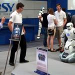 Topio Dio - Robot Serveur de la société Tosy #3
