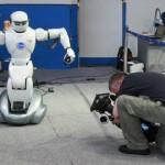 Topio Dio - Robot Serveur de la société Tosy #4