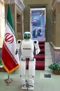 Surena 2 - Le Robot Humanoïde de l'Iran #1