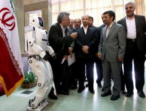 Surena 2 - Le Robot Humanoïde de l'Iran #2