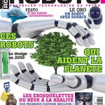 Plante Robots - Couverture du Magazine No5 #1