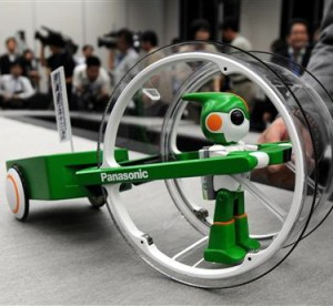 Evolta - Robot Panasonic - World Challenge #3