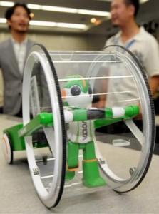 Evolta - Robot Panasonic - World Challenge #4