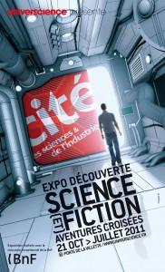 Exposition Science et Fiction - Aventures Croisées - 2010 - Cité des sciences #1