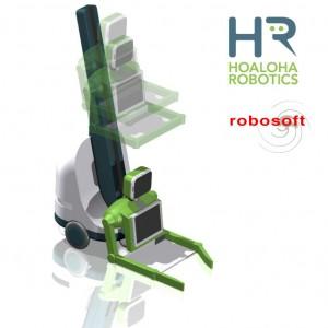Hoaloha-Robotics - RoboSoft - Robot d'Assistance #1