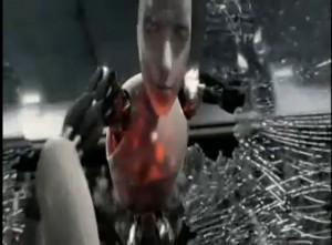I-Robot - Film - Parodie de Mozinor - Shout It Out #1