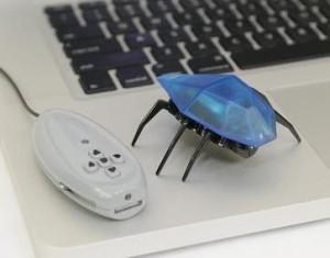 Skitterbot - Robot Insecte - Société DeskPets #1