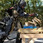 Xos 2 - Exosquelette de Raytheon Sarcos #2