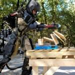 Xos 2 - Exosquelette de Raytheon Sarcos #4