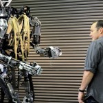 Xos 2 - Exosquelette de Raytheon Sarcos #5