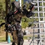 Xos 2 - Exosquelette de Raytheon Sarcos #6