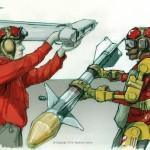 Xos 2 - Exosquelette de Raytheon Sarcos #9