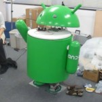 Google Android pour un Robot Androide #1
