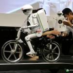 Murata Boy - Robot Cycliste #1