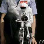 Murata Boy - Robot Cycliste #2