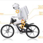 Murata Boy - Robot Cycliste #3